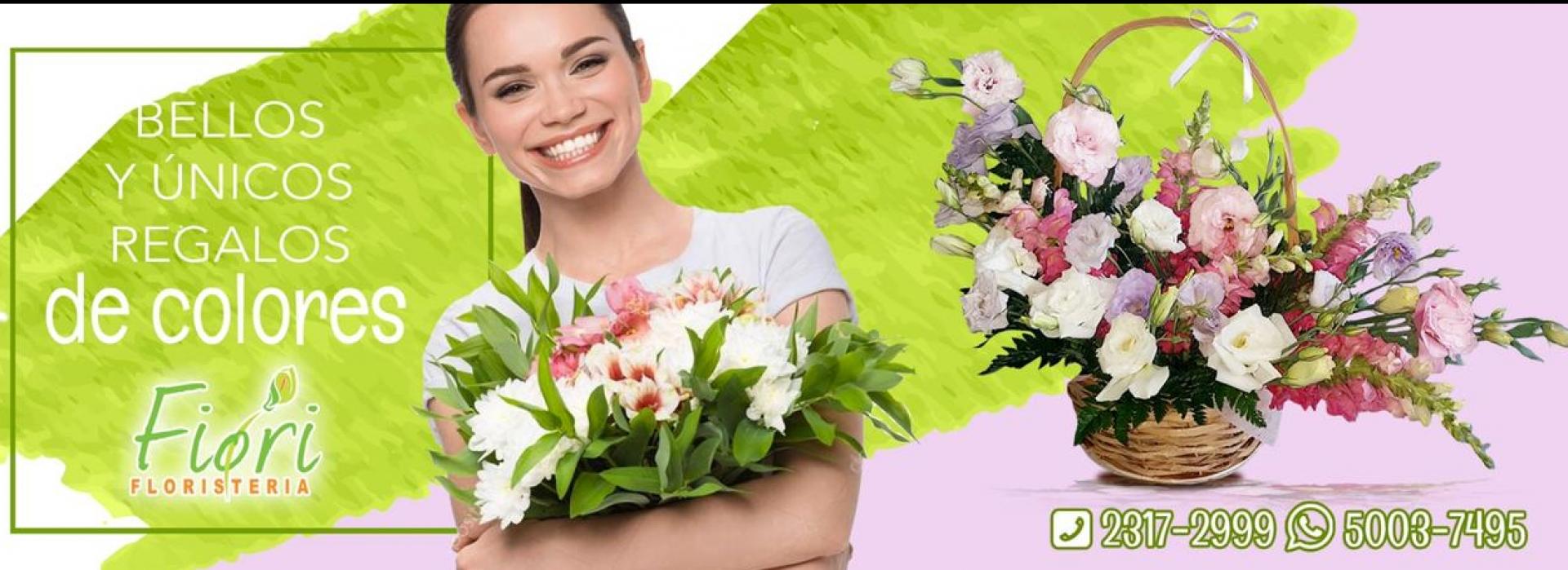 Floristería Fiori Detalles Arreglos Florales Y Más En